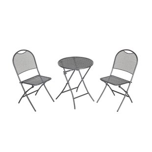 Royal Garden Claremonte 3 Piece Bistro Set