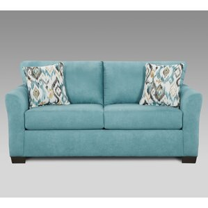 Roundhill Furniture Mazemic Loveseat