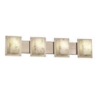 Low priced Keyon 4-Light Bath Bar By Brayden Studio