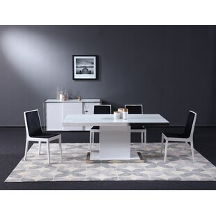 Trafford 5 Piece Dining Set by Orren Ellis No Copoun
