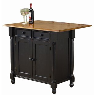 Loon Peak Lockwood Kitchen Island