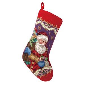 Xmas Santa Stocking