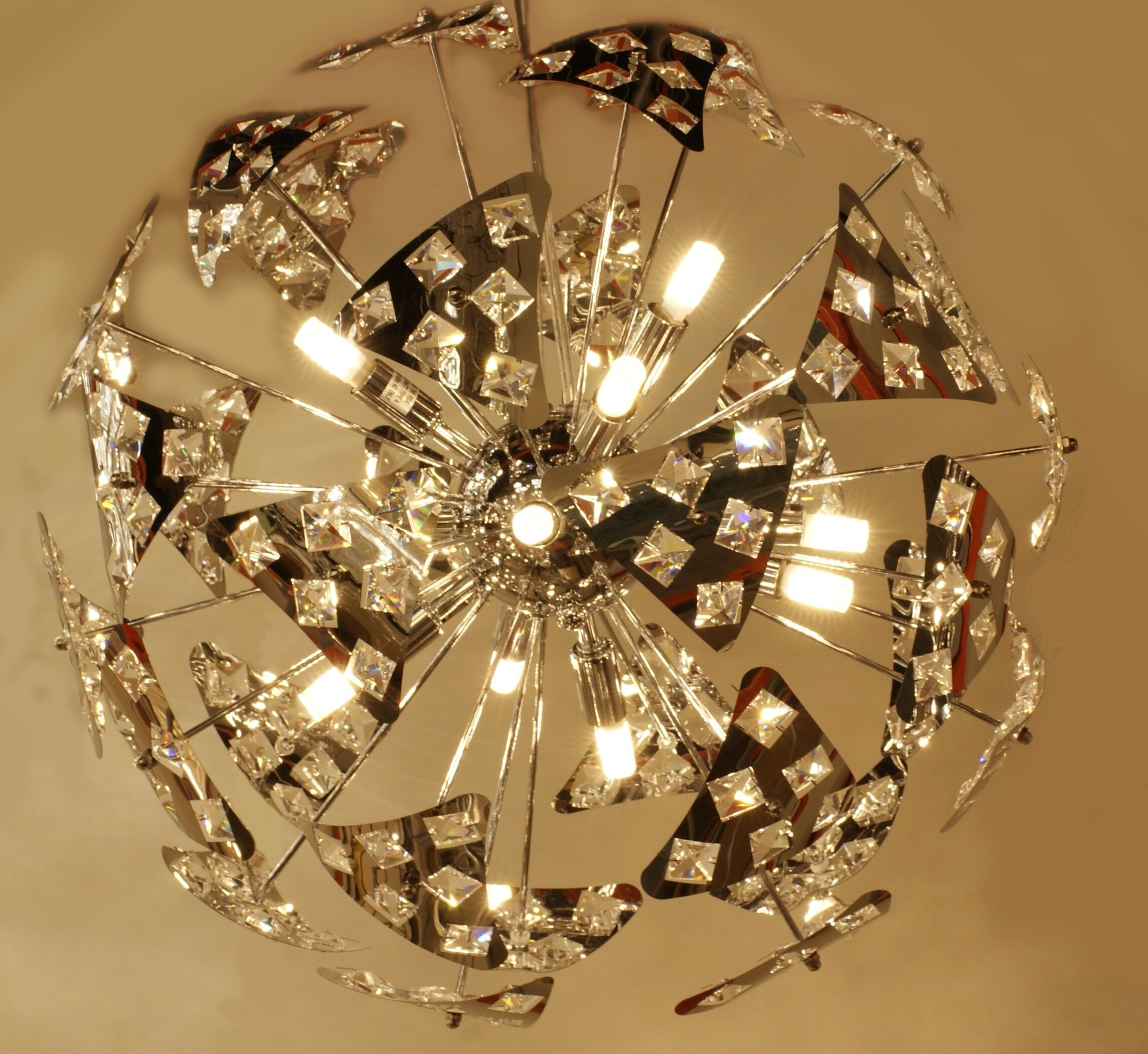 flower pamono light piece at bulb per french price for vintage chandelier sale