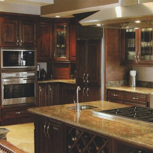 42 H x 18 W Kitchen Wall Cabinet by Century Home Living