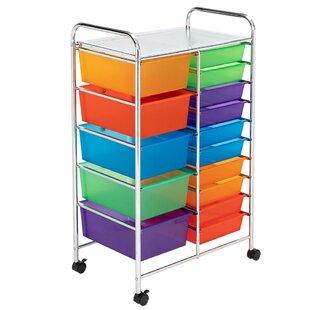 Blue Plastic Storage Drawers You Ll Love In 2021 Wayfair