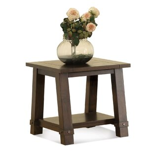 Vanleuven End Table by Millwood Pines