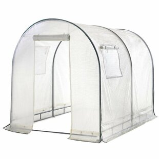 Abba Patio 6 Ft. W x 8 Ft. D Greenhouse