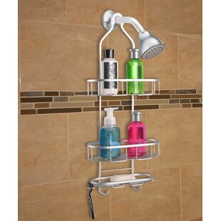 Charmant 3 Shelf Rustproof Shower Caddy