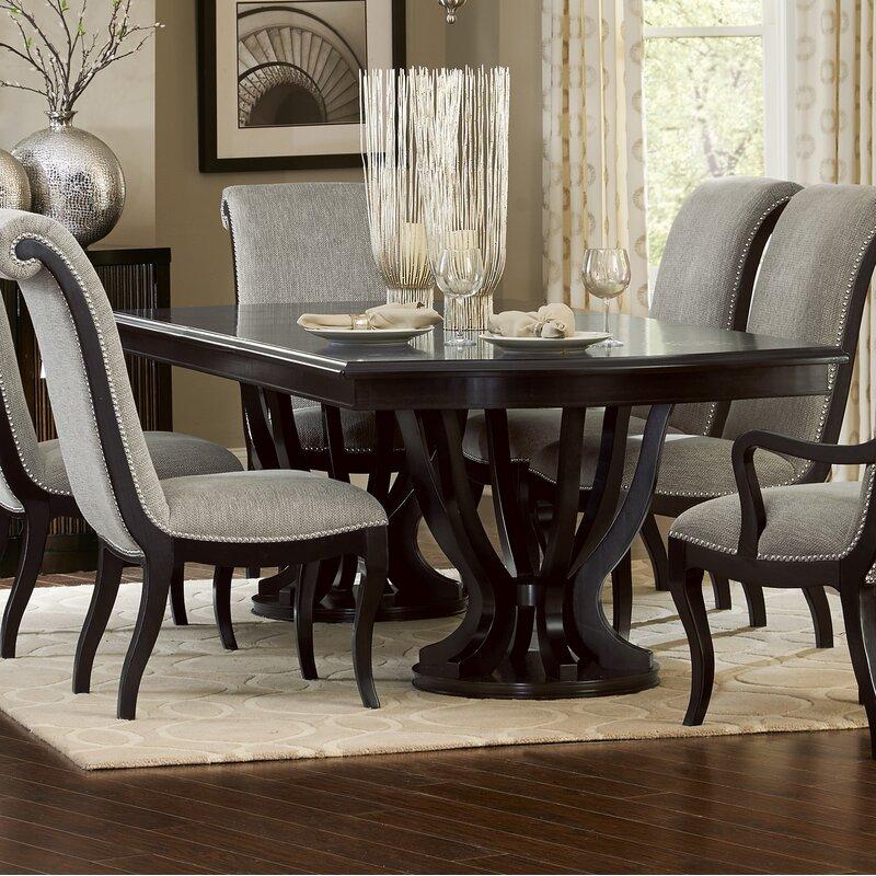 Canora Grey Baypoint Dining Table Reviews Wayfair