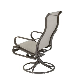 Torino Swivel Patio Dining Chair