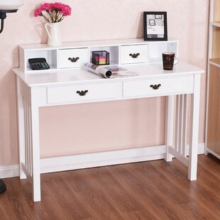 Charlton Home Jaelyn Mission Writing Desk..