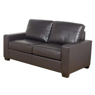 Tan Leather Sofa Bed   Wayfair.co.uk