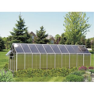 Riverstone Industries Monticello Mojave 8.1 Ft. W x 20.4 Ft. D Greenhouse
