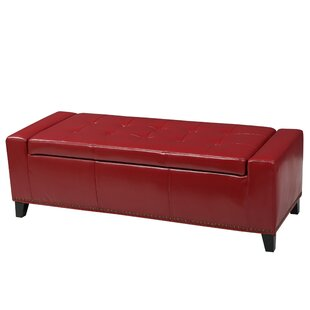 Shop for Austral Storage Ottoman By Latitude Run