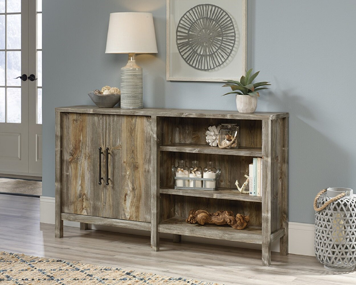 Union Rustic Mossman Tv Stand For Tvs Up To 43 Wayfair