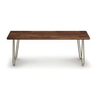 Essentials Wood Bench by Copeland Furniture