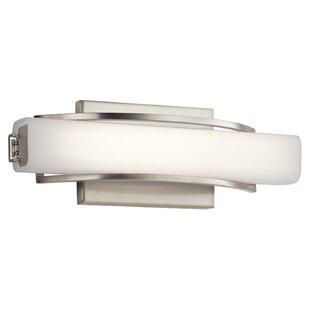 Order Perlman 1-Light LED Bath Bar By Orren Ellis