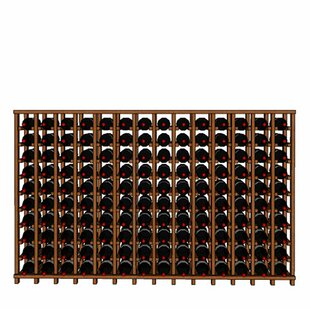 Wineracks.com Premium Cellar Series 140 Bottle Floor Wine Rack