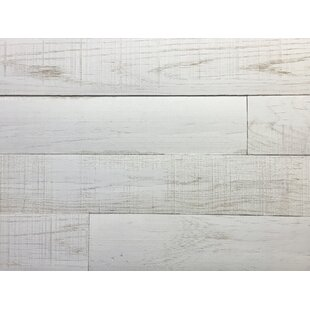 60 American White Oak Wall Paneling In Wash
