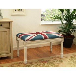 123 Creations Britannia Wood Bench