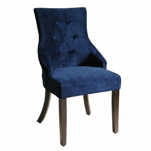 Emi Velvet Accent Chair