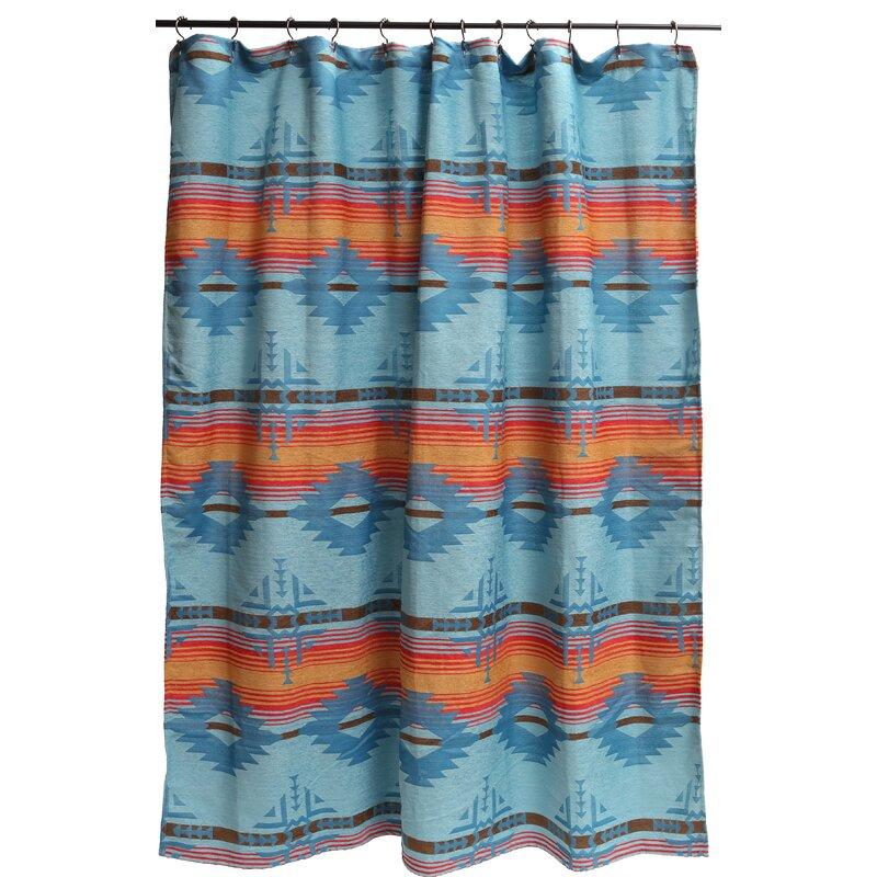 Loon Peak Ilene Shower Curtain