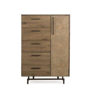 Blaine 1 Door Cabinet by Resource Decor