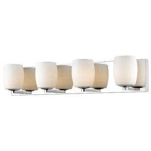 Ebern Designs Rome 4-Light Vanity Light