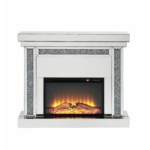 Kiley Electric Fireplace by Ro..