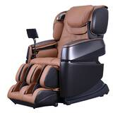 Touch 3D Leather Reclining Full Body Massage Chair by Latitude Run