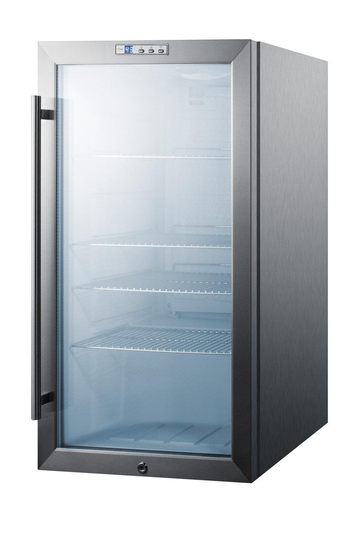 Summit Appliance Summit Commercial 3 35 Cu Ft Freestanding Beverage Refrigerator Wayfair