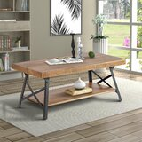 Latchford Coffee Table with Storage by Gracie Oaks