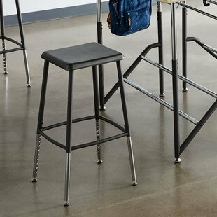 Stand2Learn™ Height Adjustable Lab Stool