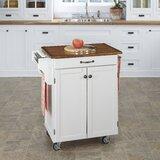 Savorey Kitchen Cart by August Grove®