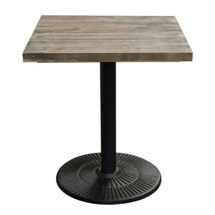 Tedeschi Solid Wood Dining Table Williston Forge