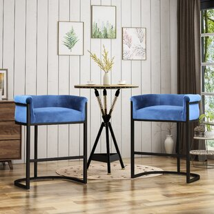 Mabie 30 Bar Stool (Set Of 2) by Latitude Run New