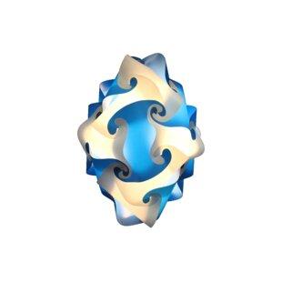 24 Element Pendant by Kaleido Lamps