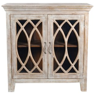 Priester 2 Glass Door Sideboard One Allium Way