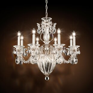 Bagatelle 8-Light Chandeli..