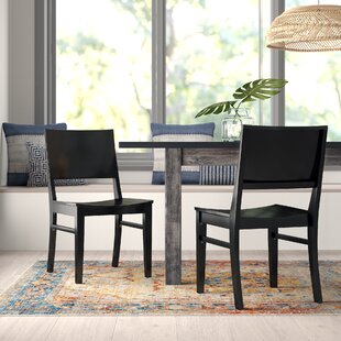 Zinab Solid Wood Dining Chair (Set of 2) ..