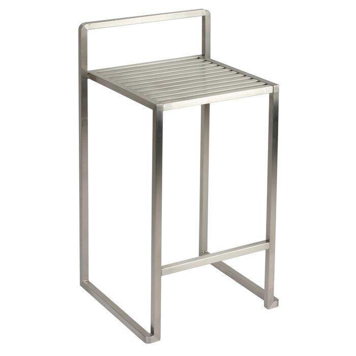 Astounding Byars 26 Bar Stool Unemploymentrelief Wooden Chair Designs For Living Room Unemploymentrelieforg