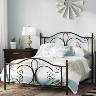 Skeen Panel Bed
