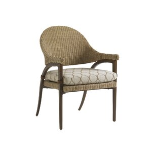 Tommy Bahama Outdoor Aviano Patio Dining Chair with Cushion