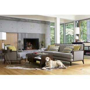 Brayden Studio Groover Configurable Living Room Set