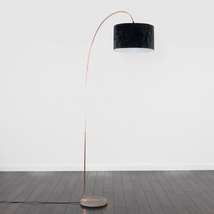 wholesale dealer c3738 a29cb Du'Bose 210cm Arched Floor Lamp