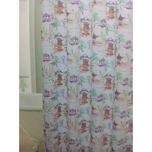 Arlene Imperial China Single Shower Curtain