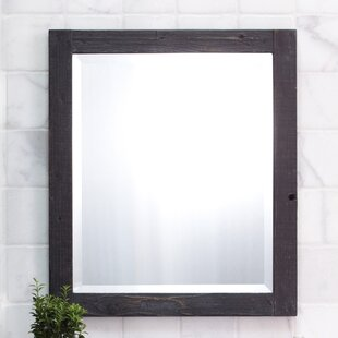 Great Price Americana Bathroom Mirror By Native Trails, Inc.