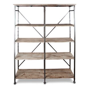 Dear Heavy Iron Etagere Bookcase