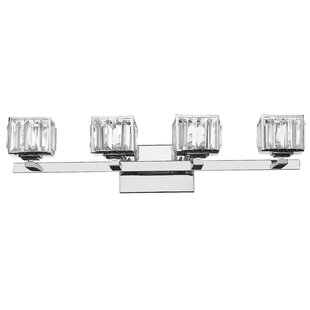 Comparison Westerleigh 4-Light Vanity Light By Willa Arlo Interiors
