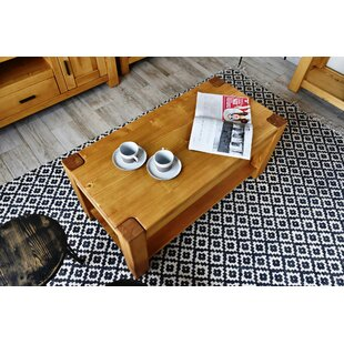 Damato Coffee Table By Union Rustic